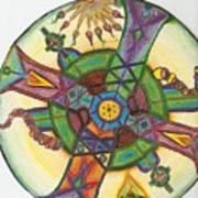 Colidascope Art Print