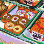 Coligny Donuts Art Print