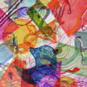 Collaboration Art Print