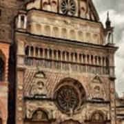 Colleoni Chapel Art Print