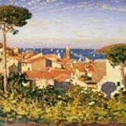 Collioure Art Print