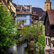 Colmar - France Art Print