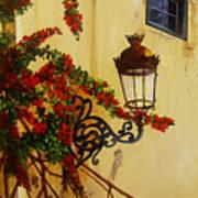 Colonial Corner Art Print