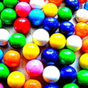 Color Color Color Art Print