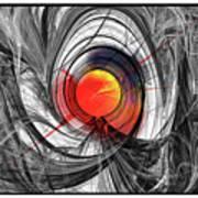 Color Expansion Art Print