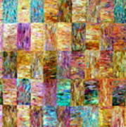 Color Fields Art Print