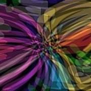 Color Grade Art Print by Thomas Smith