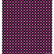 Color Illusion No1. Art Print