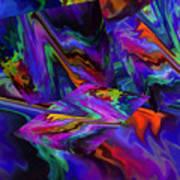 Color Journey Art Print
