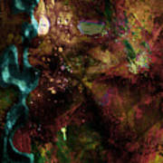 Color Matter Art Print