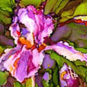 Color Me Iris Art Print