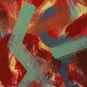 Color # 1-30 Art Print