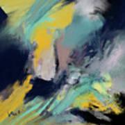Color Space Art Print