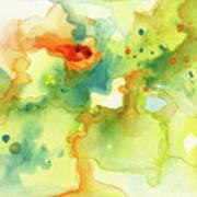 Color Spot 016 Art Print