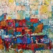 Color Trip Art Print