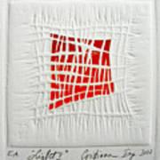Color41 Monoprint Art Print