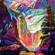 Colorado Abstract Art Print