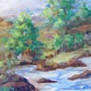 Colorado High Art Print