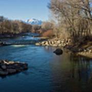 Colorado Mountain Stream Art Print