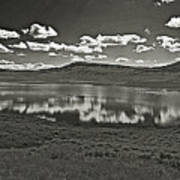 Colorado Reflections 1 Art Print