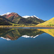 Colorado Reflections Art Print
