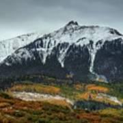 Colorado Seasons Art Print