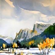 Colorado Winter 5 Art Print