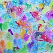 Colorama 3 Art Print