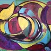 Colored Emotions Art Print