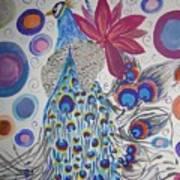 Colored Inocence Art Print