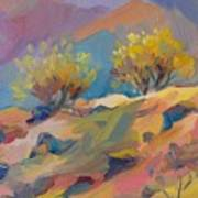 Colorful Armenia Art Print