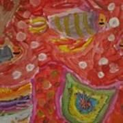 Colorful Deep Sea Art Print