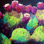 Colorful Fruit Art Print by Candy Mayer