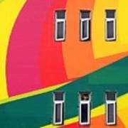 Colorful Wall Art Print
