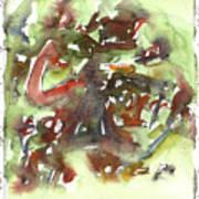 colorlanguage C Art Print