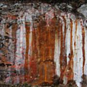 Colors Below A Gold Mine Art Print