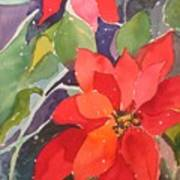 Colors Of Christmas Art Print