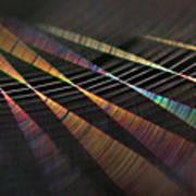 Colors Of Music Art Print