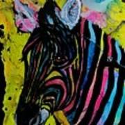 Colors Of Peace Art Print