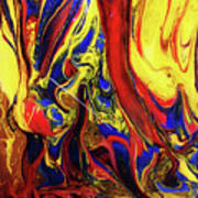 Colors Of The Wind 3 Art Print