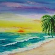 Colorset Art Print
