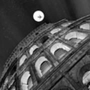 Colosseum Panorama Art Print