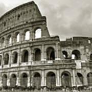 Colosseum  Rome Art Print by Joana Kruse