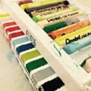 Colour Of Life Art Print