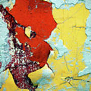 Colour Wars Art Print