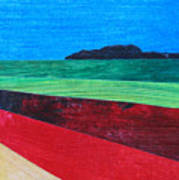Colours Of Spain Art Print