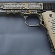 Colt 1911 Art Print