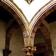 Column And Arch Art Print