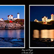 Combined Nubble Art Print