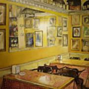 Comedor Interior Art Print